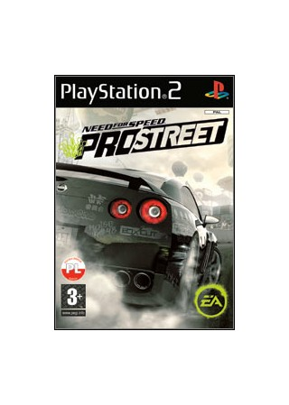 Need for Speed ProStreet PL