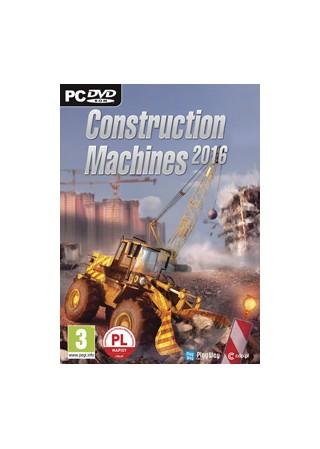 Construction Machines 2016 PL
