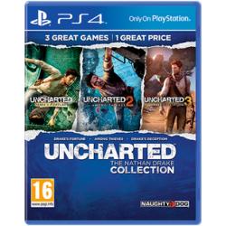 Uncharted: Kolekcja Nathana Drake'a PL