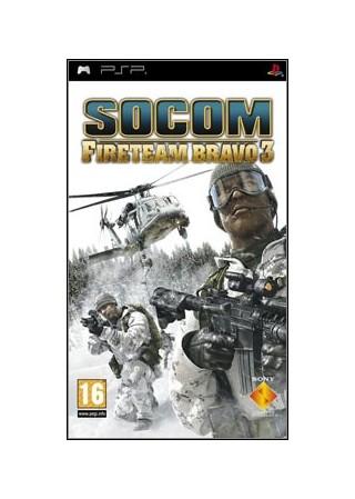 SOCOM: U.S. Navy SEALs Fireteam Bravo 3 PL