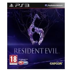 Resident Evil 6 PL