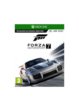 Forza Motorsport 7 PL