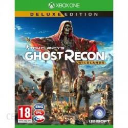 Tom Clancy's Ghost Recon: Wildlands PL DELUXE EDITION