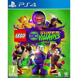 LEGO DC Super-Villains PL