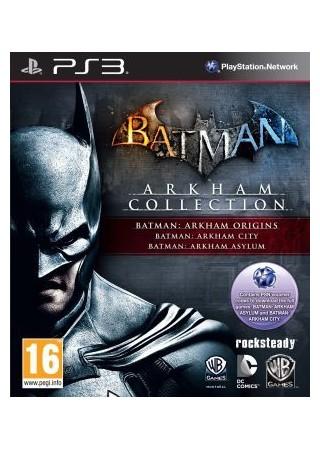 Batman Arkham Collection PL