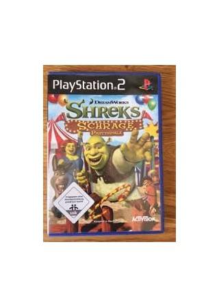 Shrek Schrage PartySpiele