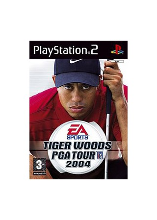 Tiger Woods PGA Tour 2004
