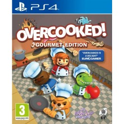 Overcooked! Gourmet Edition PL