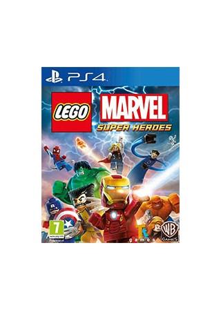 LEGO Marvel Super Heroes PL