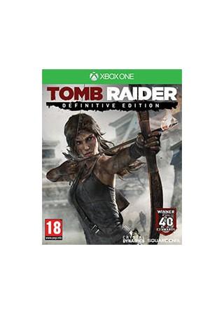 Tomb Raider: Definitive Edition PL