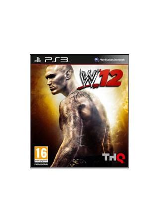 WWE '12 PS3