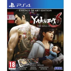 Yakuza 6: The Song of Life PL