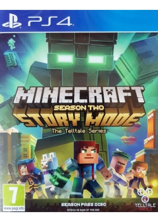 Minecraft: Story Mode - A Telltale Games Series - Season 2