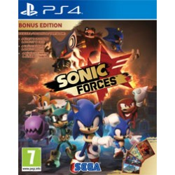 Sonic Forces PL