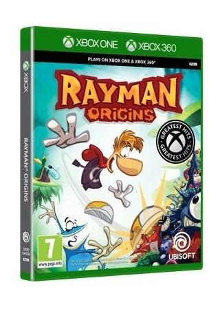 Rayman Origins PL