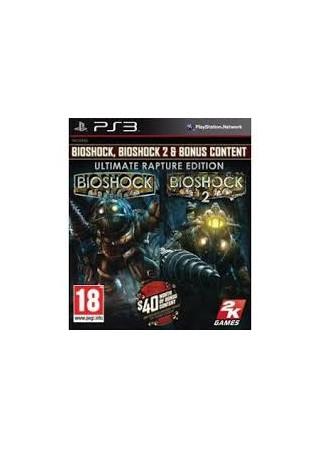 BioShock:Ultimate Rapture Edition ps3