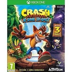 Crash Bandicoot N. Sane Trilogy + 2 bonus levels