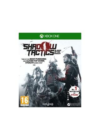 Shadow Tactics: Blades of the Shogun PL