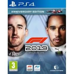 F1 2019 Anniversary Edition PL