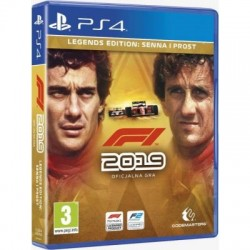 F1 2019 Legends Edition PL