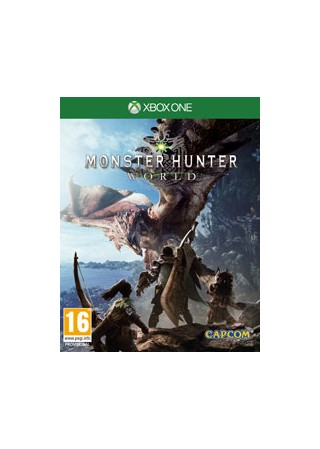 Monster Hunter World PL