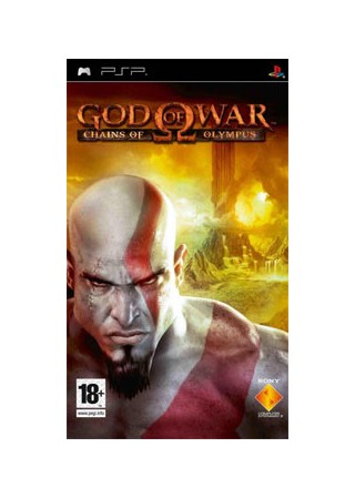 God Of War:Chains Of Olympus