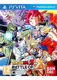 Dragon Ball Z:Battle of Z