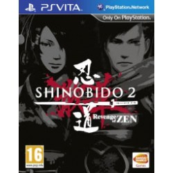 Shinobido 2:Revenge of Zen