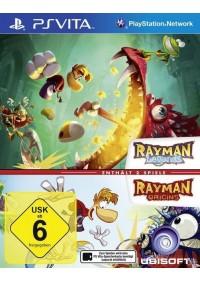 Rayman Legends+Rayman Origins