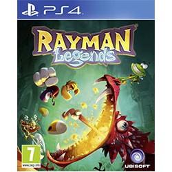 Rayman Legends PL