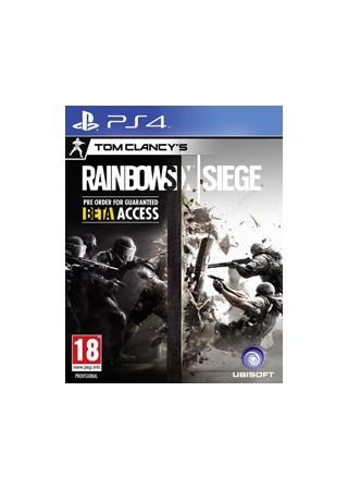 Tom Clancy's Rainbow Six:Siege