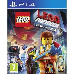 LEGO Przygoda gra wideo PL + figurka LEGO + film LEGO MOVIE
