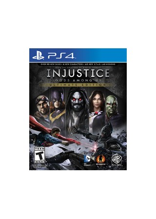 Injustice: Gods Among Us Ultimate Edition PL