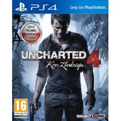 Uncharted 4: Kres Złodzieja PL