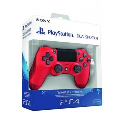 Kontroler PAD DUALSHOCK 4 PS4 czerwony