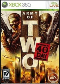 Army of Two: The 40th Day XBOX 360