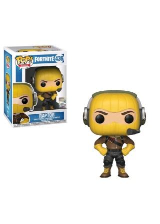 FIGURKA FUNKO POP VINYL: FORTNITE S1 - RAPTOR