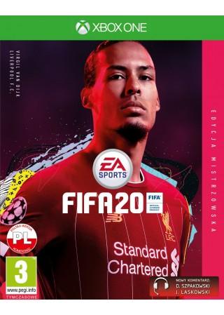 FIFA 20 Edycja Mistrzowska PL