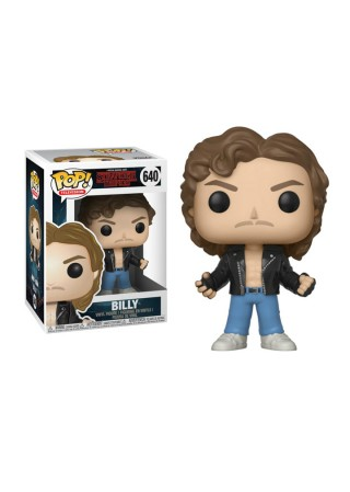 FIGURKA FUNKO POP VINYL: STRANGER THINGS - BILLY