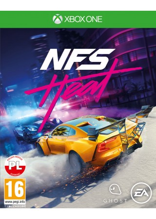 Need for Speed Heat PL