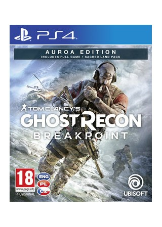 Tom Clancy's Ghost Recon: Breakpoint Aurora Edition PL